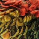 Scheepjes Butterfly 0004 groen rood oranje mix