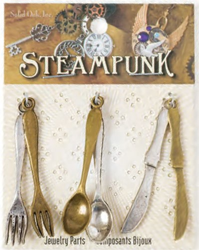 Steampunk bestek