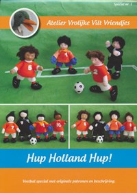 Magazine nr 1 hup holland hup - voetbal
