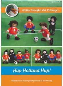Magazine nr 1 hup holland hup - voetbal