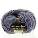 Scheepjes highlands 509 kiezel jeans blauw