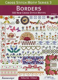 Cross stitch Motif series 3 - borders