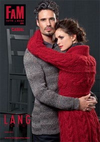 Lang Yarns magazine 200 casual