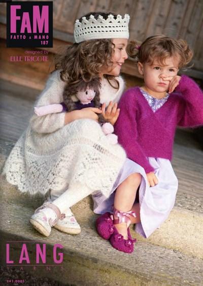 Lang Yarns magazine 187 kids 18 mnd t/m 6 jaar