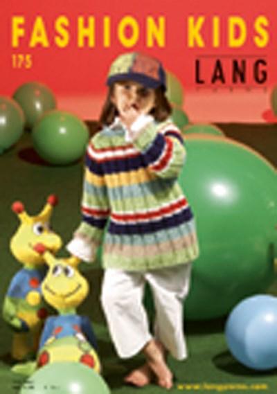 Lang Yarns magazine 175 maat 92 t/m 116
