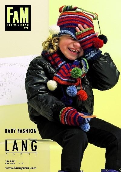 Lang Yarns magazine 176 maat 56 t/m 104