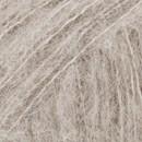 DROPS Brushed Alpaca Silk 02 licht grijs