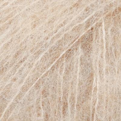 DROPS Brushed Alpaca Silk 04 licht beige