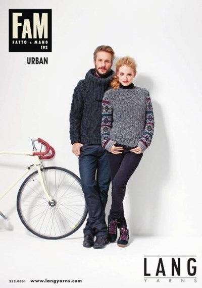 Lang Yarns magazine 192 Urban