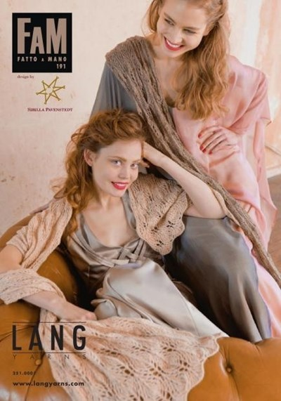 Lang Yarns magazine 191