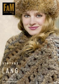 Lang Yarns magazine 184 vintage