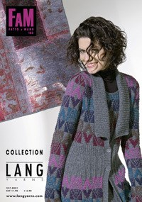 Lang Yarns magazine 183 collection