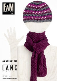 Lang Yarns magazine 180 accessoires