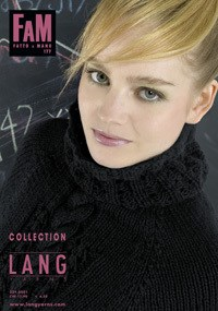 Lang Yarns magazine 177 collection