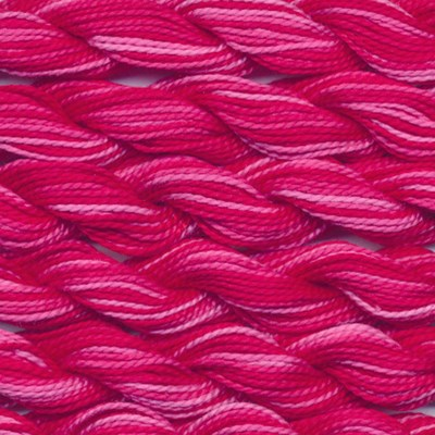 DMC cotton perle 5 - 107 pink
