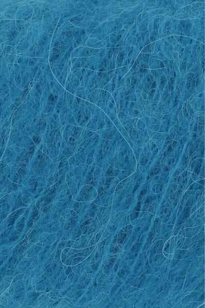 Lang Yarns Alpaca superlight 749.0079 fel auqua blauw