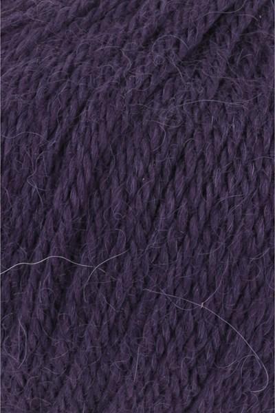 Lang Yarns Baby Alpaca 719.0080 donker paars