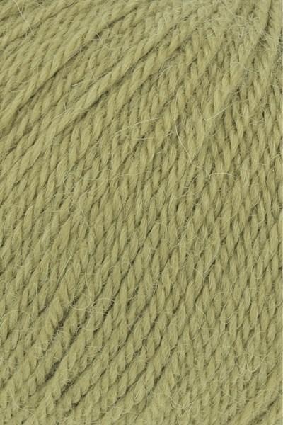 Lang Yarns Baby Alpaca 719.0016 licht olijf groen