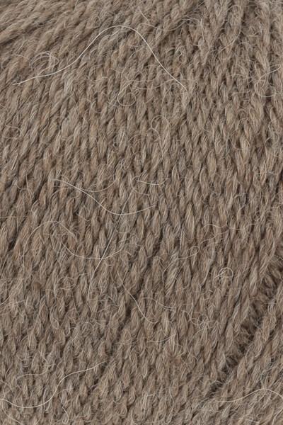 Lang Yarns Baby Alpaca 719.0196 licht bruin
