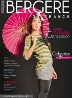 Bergere de France magazine 169 - Yarn generation 2013 2014 op=op