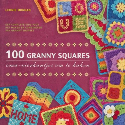 100 Granny Squares Oma S Vierkantjes Om Te Haken Hobbydoosnl