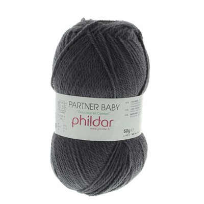 Phildar Partner Baby Souris 19