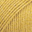 DROPS Cotton merino 15 (mosterd) geel