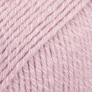 DROPS Cotton merino 05 poeder roze