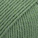 DROPS Cotton merino 11 bos groen