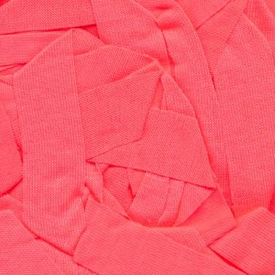 Scheepjes Nooodle mini 1002 neon kreeft rood