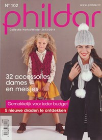 Phildar nr 102 winter 2013-2014