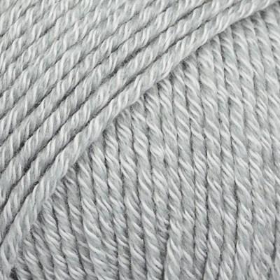 DROPS Cotton merino 20 licht grijs