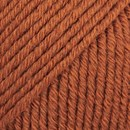 DROPS Cotton merino 25 roest