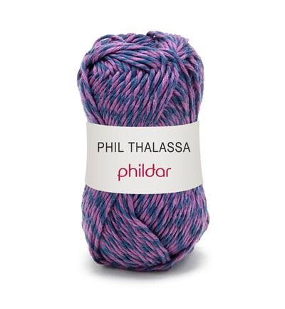 Phildar Phil thalassa Encre violette op=op