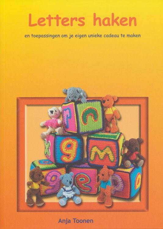 Favoriete Letters haken - Hobbydoos.nl @KE22