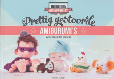 Prettig gestoorde Amigurumi s