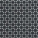 Band hologram rond met rondjes (per 10 cm)