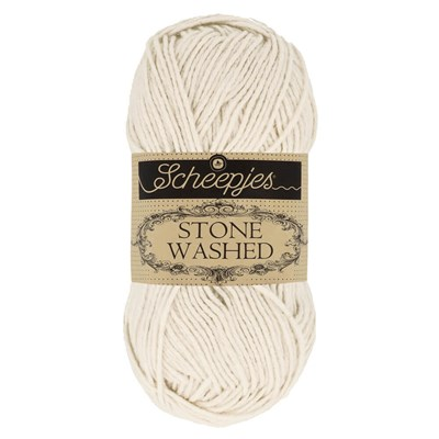 Scheepjes Stone Washed 801 Moon Stone