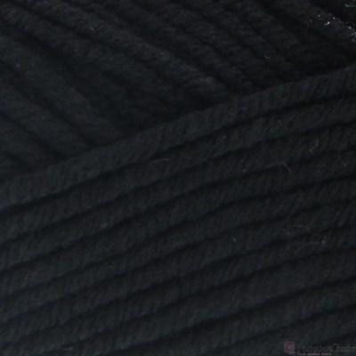 Hawai 6 - 001 zwart - Lammy Yarns op=op
