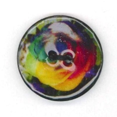 knoop 35 mm regenboog