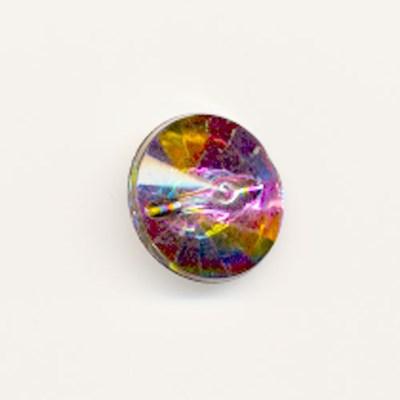 knoop 10 mm diamant gekleurd