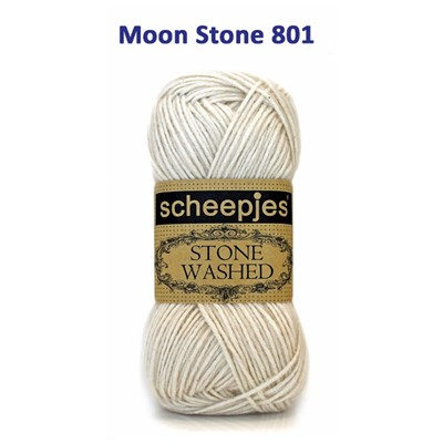 Scheepjes Stone Washed XL - 841 Moon stone