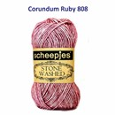 Scheepjes Stone Washed XL - 848 corundum ruby 848