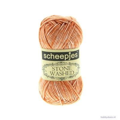 Scheepjes Stone Washed XL - 856 coral