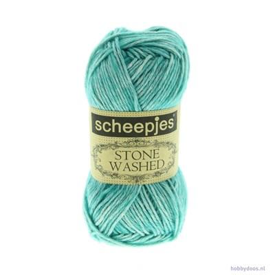 Scheepjes Stone Washed XL - 855 green agate