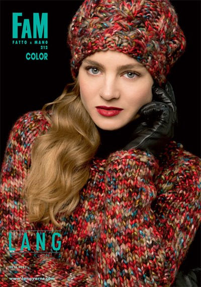 Lang Yarns magazine 212