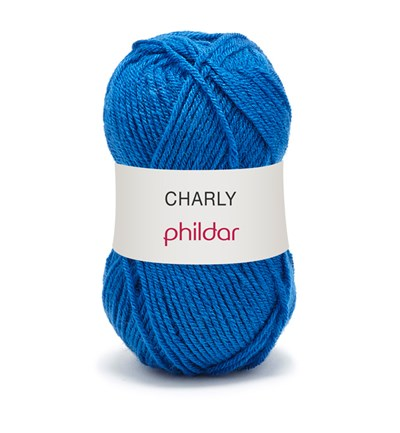 Phildar Charly Ocean 0020 - 1004 - blauw
