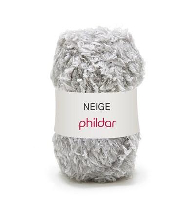 Phildar Neige Souris op=op