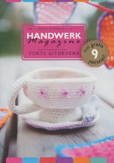 Handwerkmagazine nr 1 herfst winter 2012