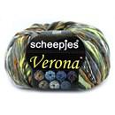 Scheepjes Verona 6 groen geel